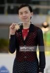 2015 JGP Austria Silver Medalist