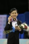 2013 Junior Men National Champion