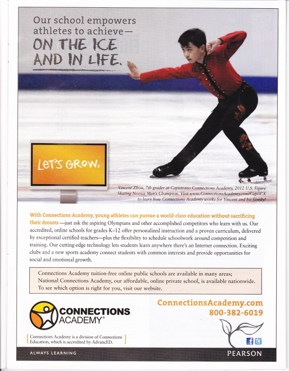 International Figure Skating June 2012