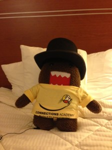 Domo cheers for my long