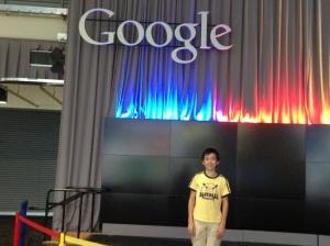 The future CEO Vincent Zhou