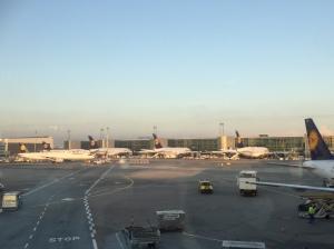 Barcelona, here I come!