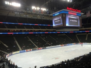 The Xcel Energy Center, St Paul, Minnesota