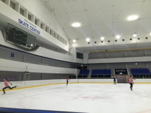 Shin Yokohama Skating Center